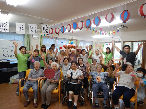 訪問介護、小規模多機能型居宅介護を併設